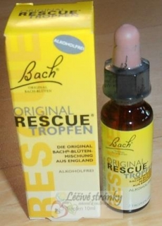 RESCUE® Remedy - Krizová esence - 10ml